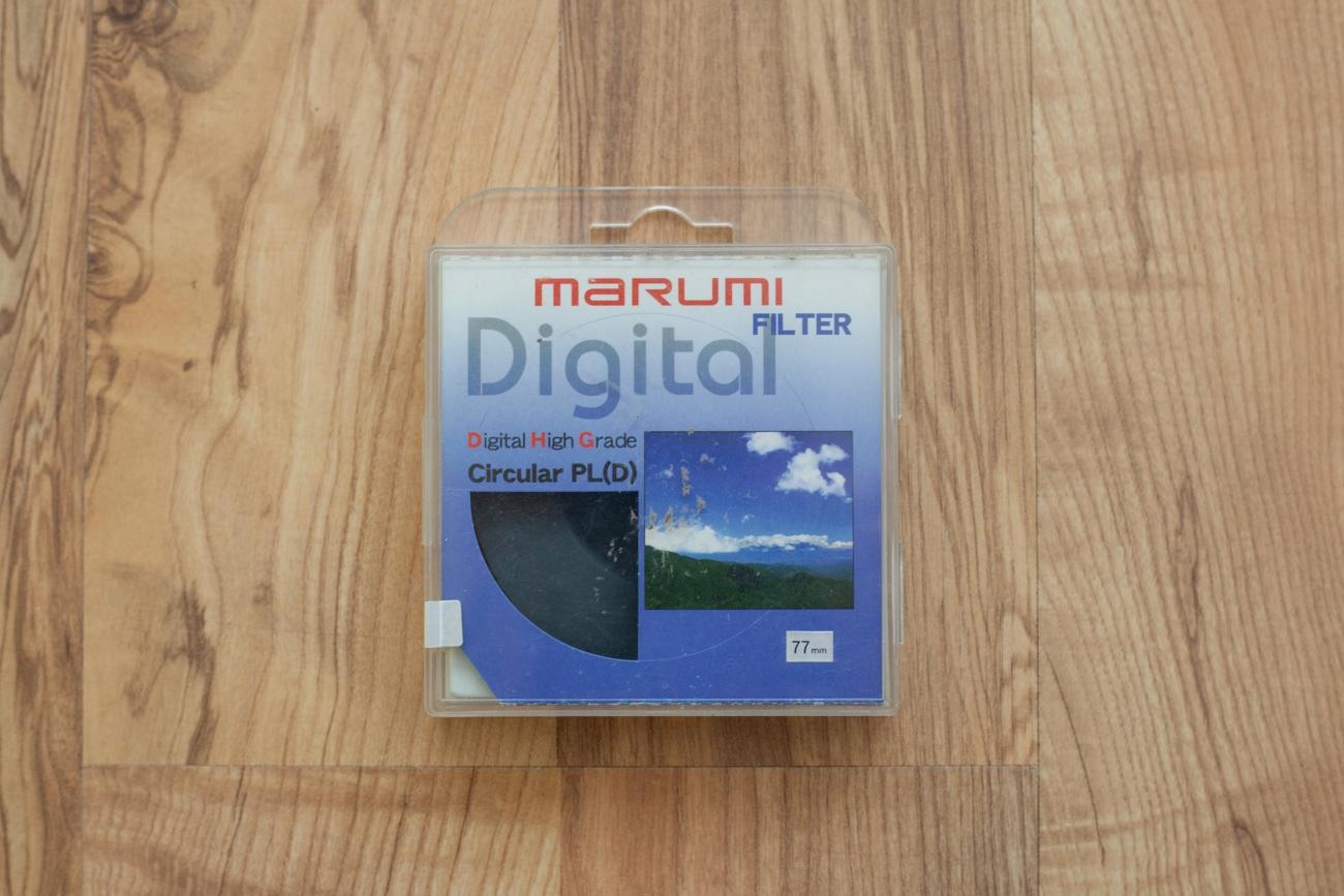 Filtr Polaryzacyjny Marumi 77mm