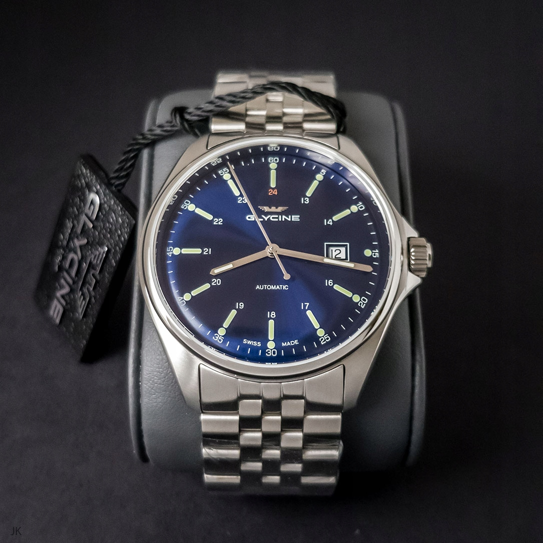 zegarek GLYCINE Combat 6 Classic GL0102