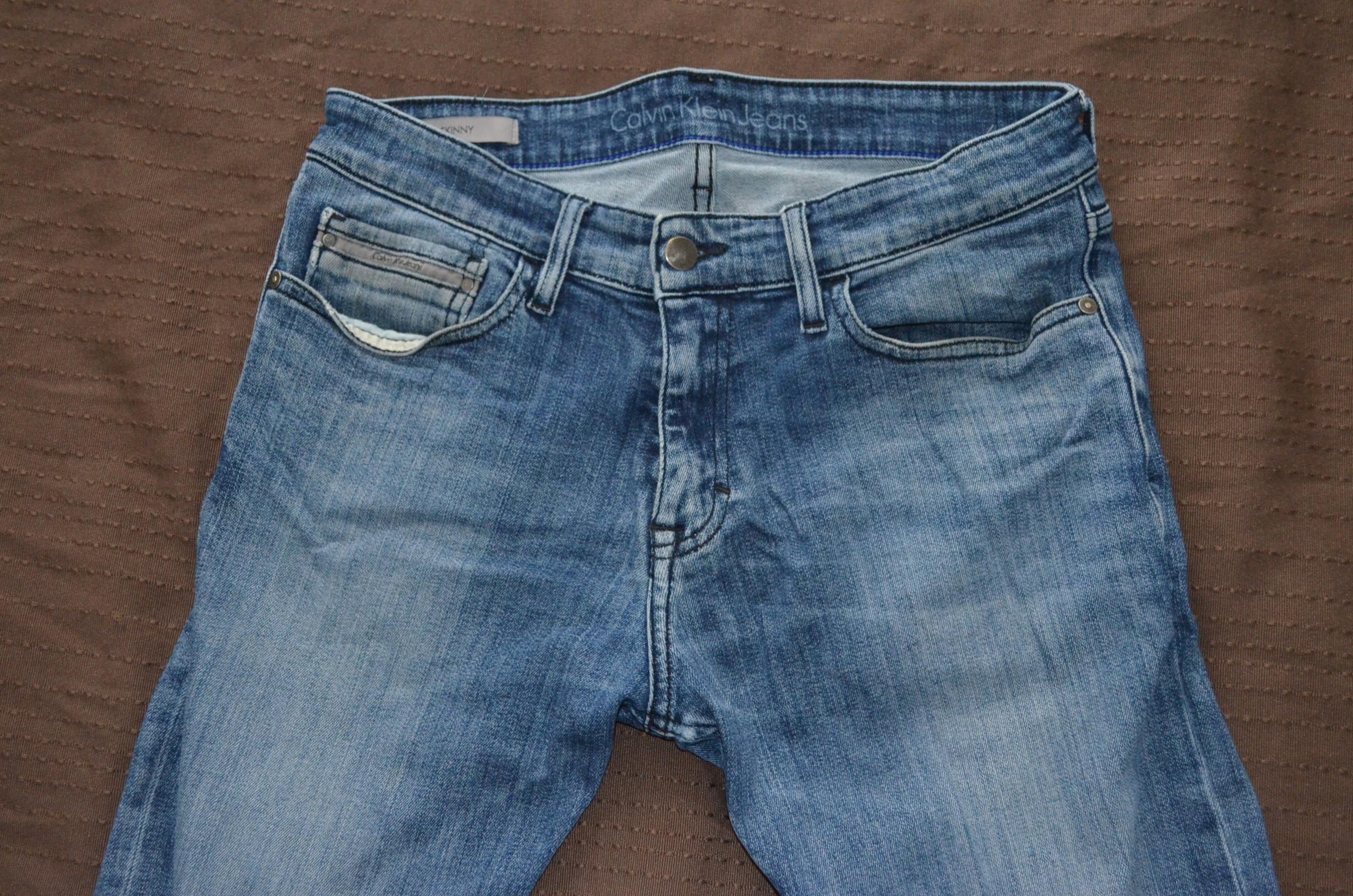 Spodnie męskie Calvin Clein W32/L34