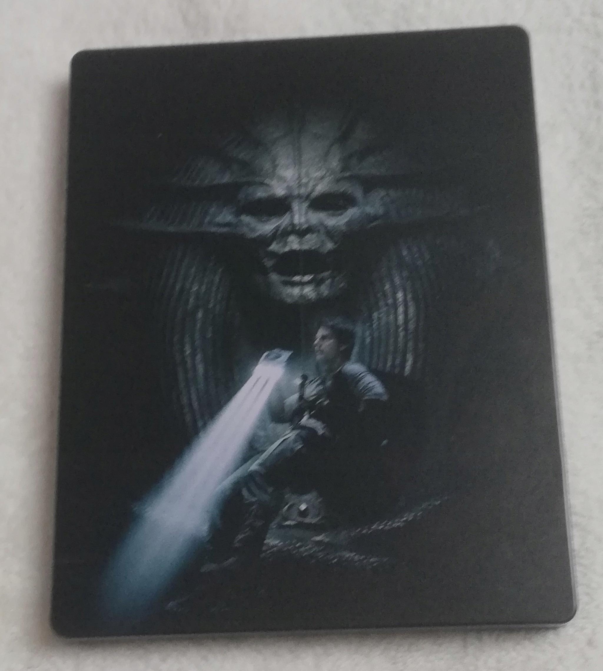 MUMIA 2D-3D [Blu-ray] STEELBOOK