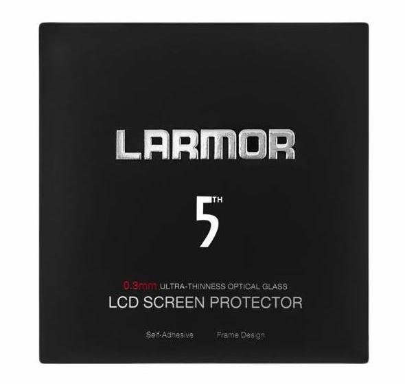 SZKŁO HARTOWANE 9H Larmor LCD SONY A7II A7III A9