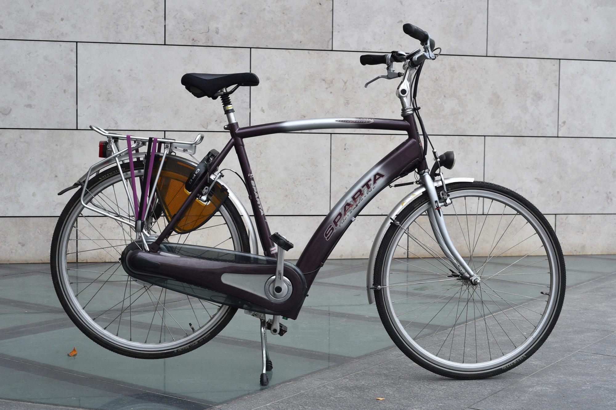 Rower elektryczny Sparta Ion - LICYTACJA