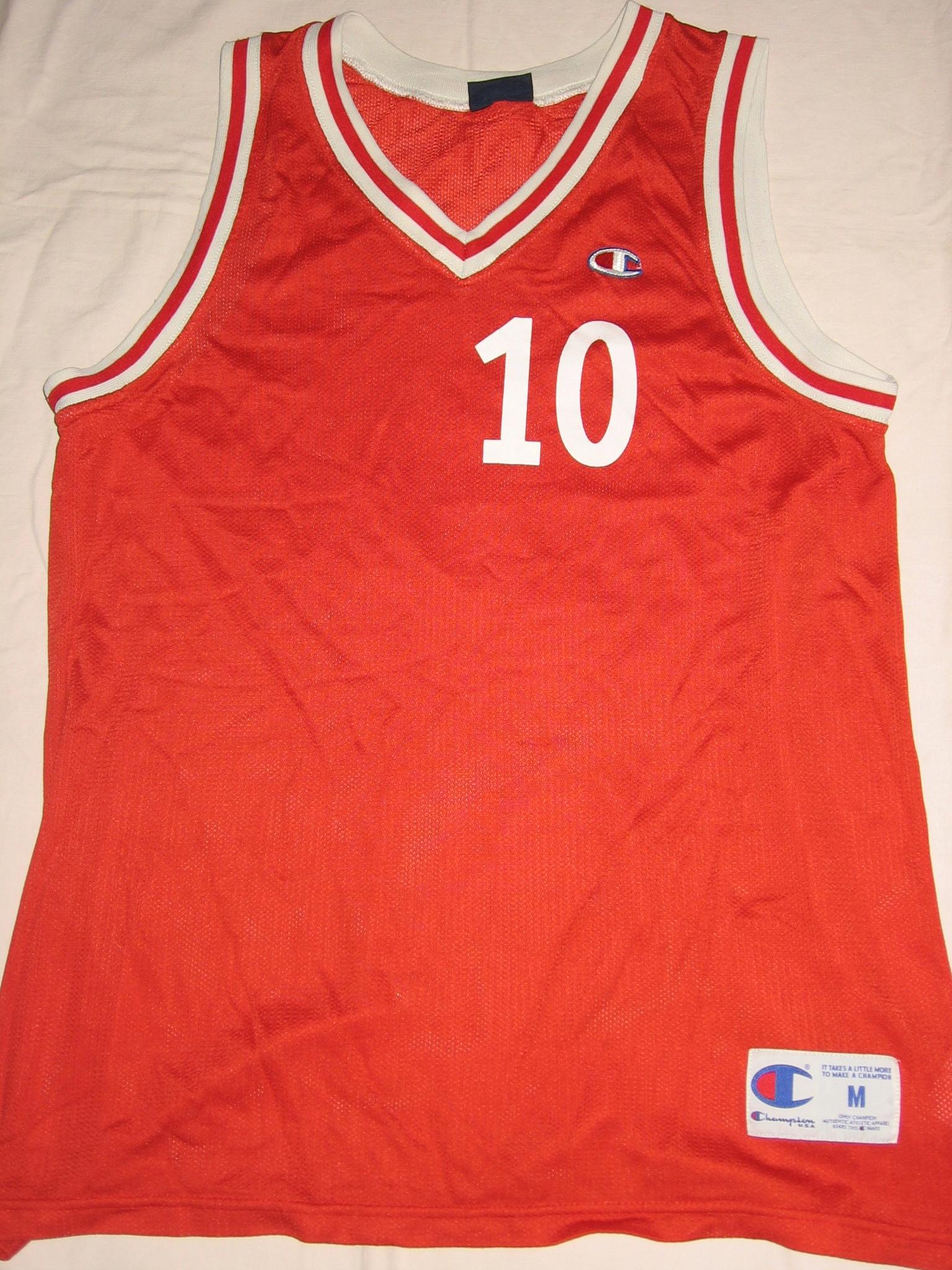 Koszulka koszykówka Champion rozmiar M