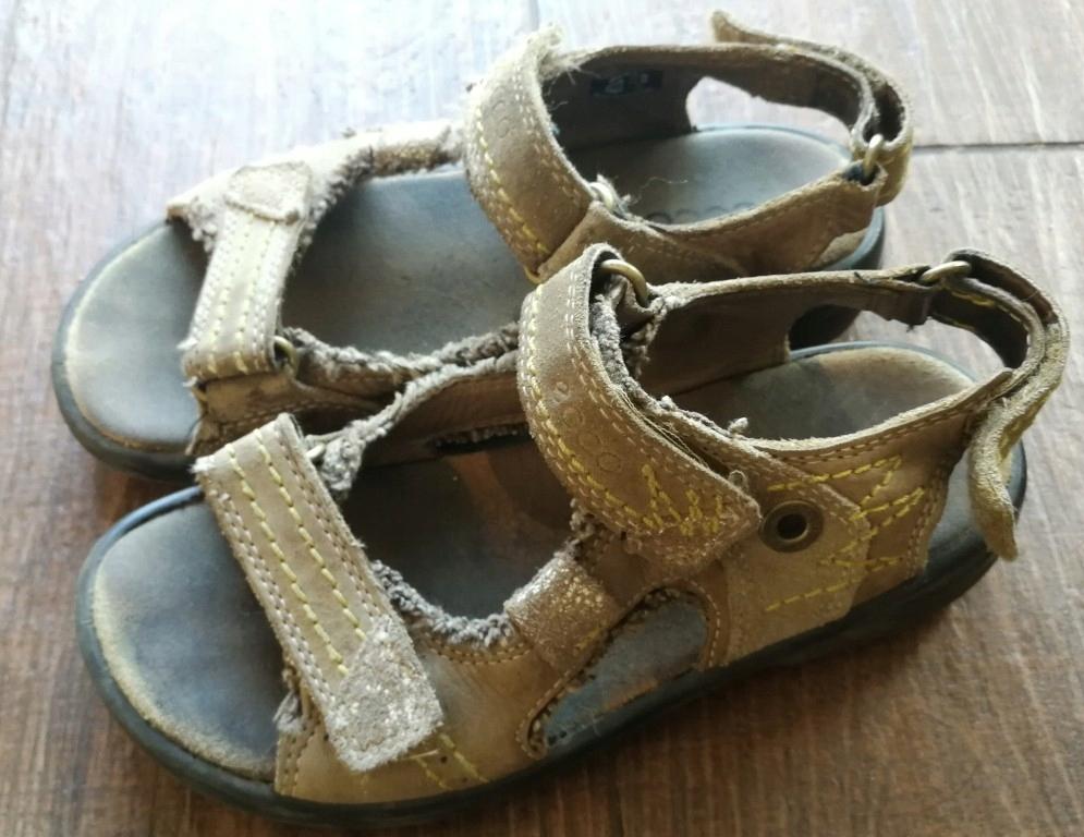 Sandały Ecco dla chłopca roz. 31