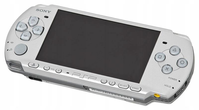KONSOLA PSP-1000+GRA BRAK ZASILACZA