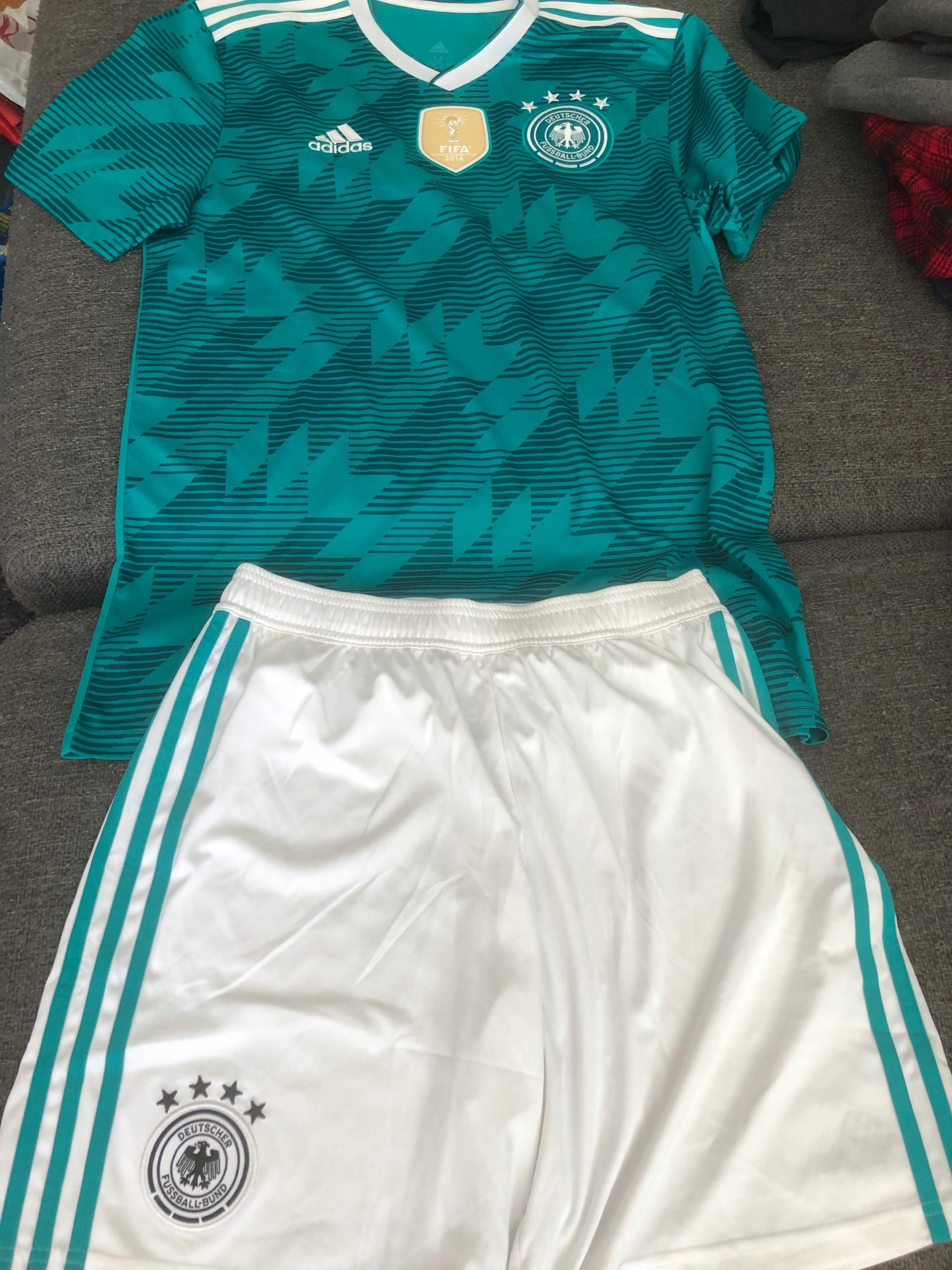 Reprezentacja Niemiec adidas strój komplet