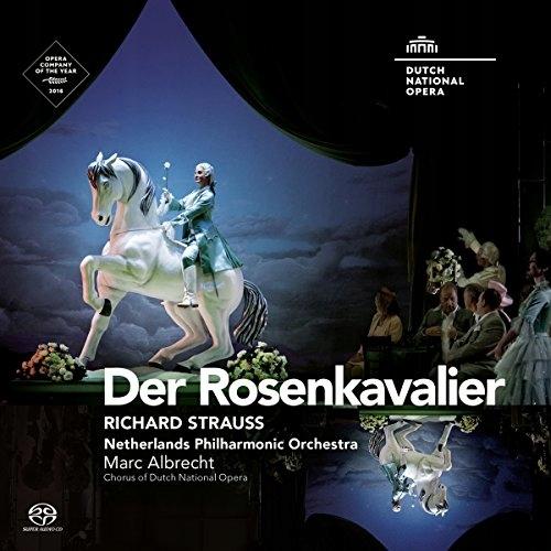 CD Strauss, R. - Der Rosenkavalier -Sacd- Dutch Na