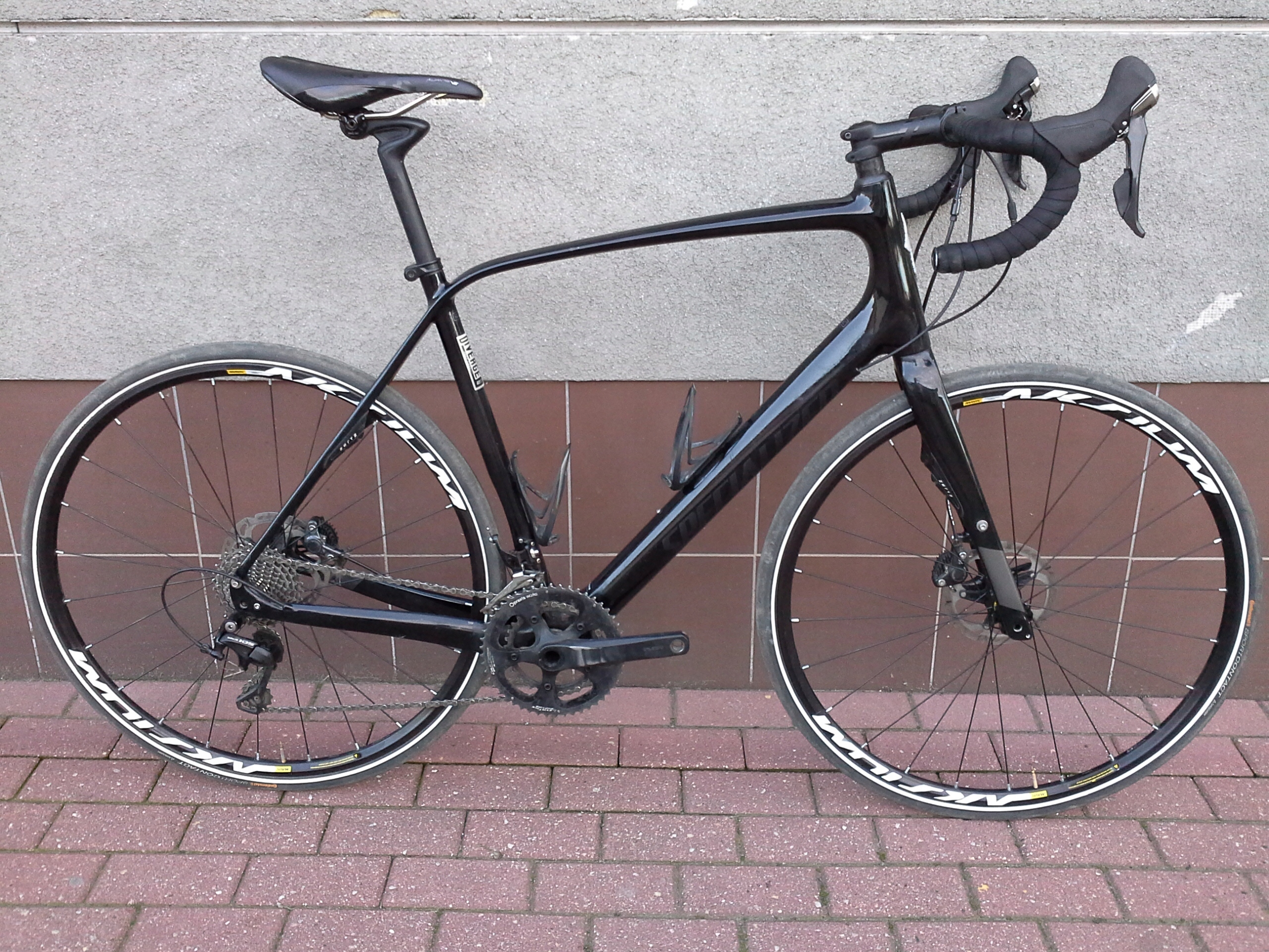 Rower SPECIALIZED DIVERGE COMP IS10r CARBON Rozm61