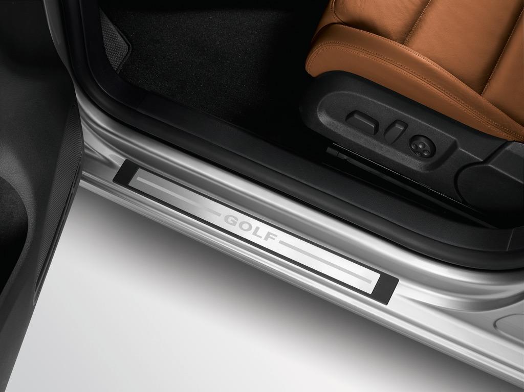 5G0071303 Listwy progowe VW GOLF 7 GTI ORYGINAŁ VW
