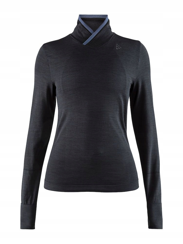 CRAFT FUSEKNIT WRAP damska koszulka biegowa EKO L