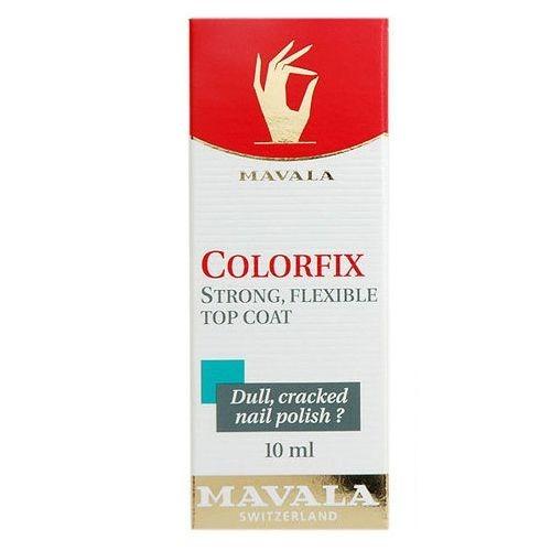Mavala Colorfix utwardzacz lakieru z akrylem 10 ml