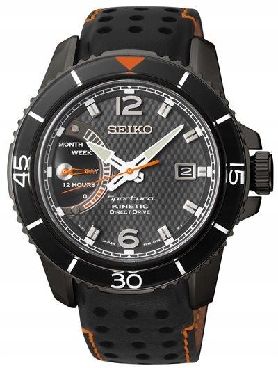zegarek SEIKO Sportura Kinetic SRG021P1 GWARANCJA