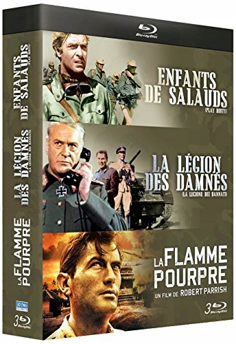 BLU-RAY Movie - Guerre 2 Coffret French Version
