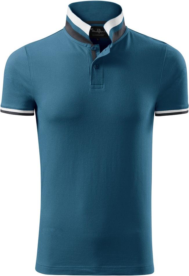 ELEGANCKA męska koszulka polo MALFINI COLLAR S