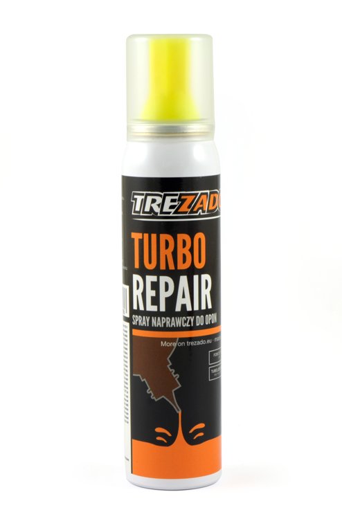 Spray naprawczy koła Trezado Turbo Repair 125ml