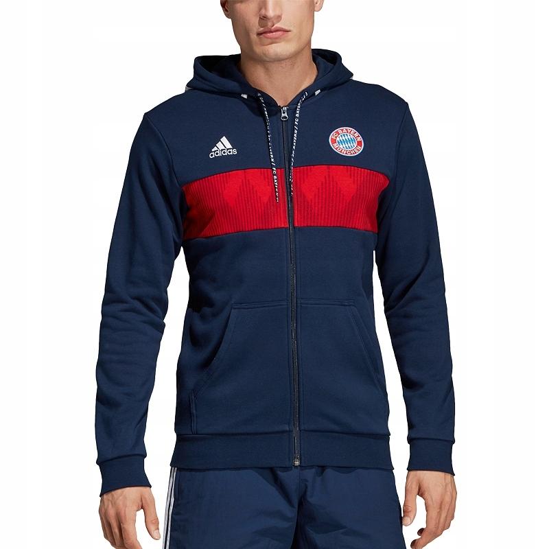 adidas Bayern Monachium Hoodie Bluza 101 M 178 cm
