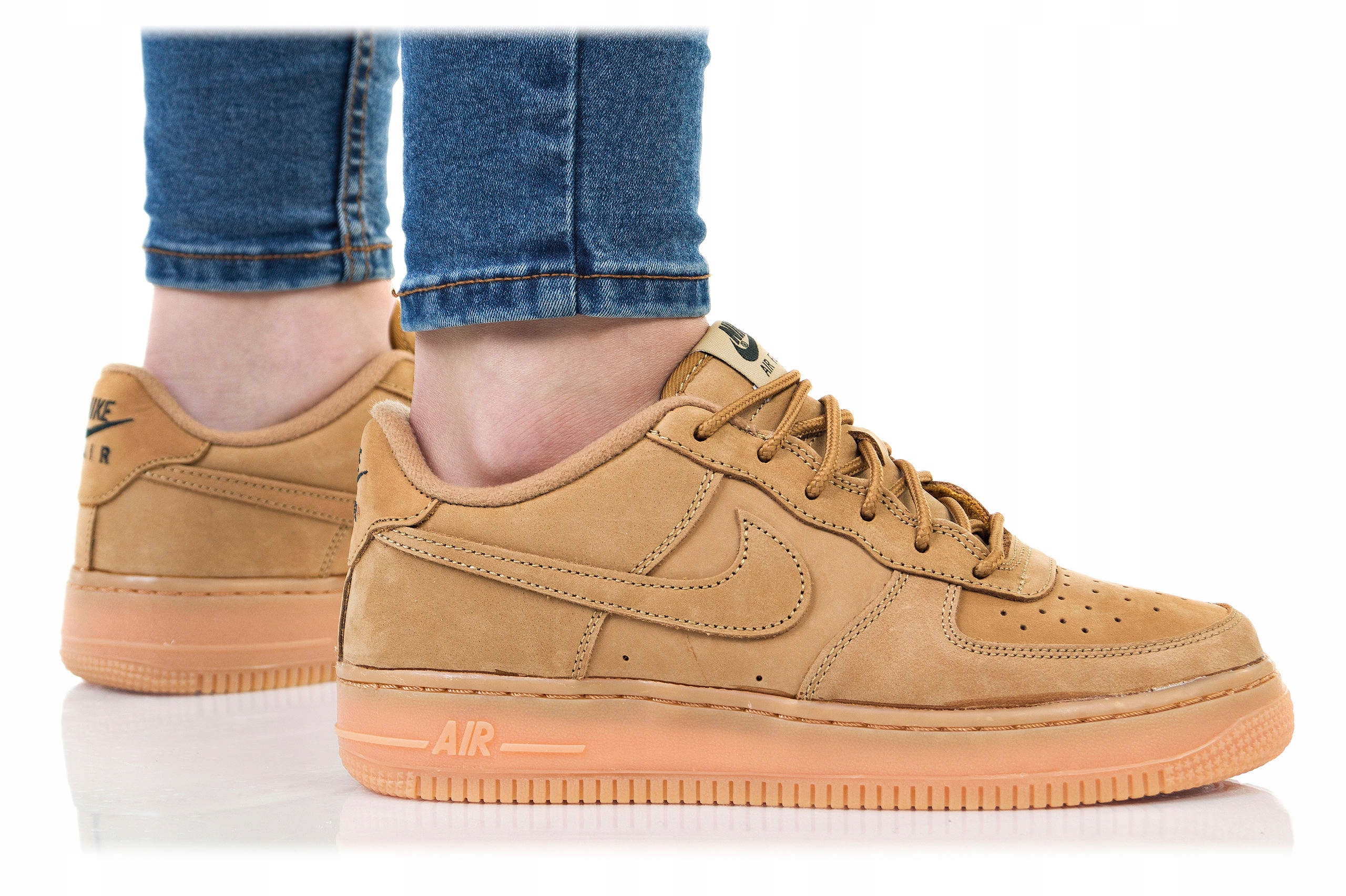 3c830a36a BUTY NIKE AIR FORCE 1 WINTER PRM 943312-200 - 7657802685 - oficjalne ...