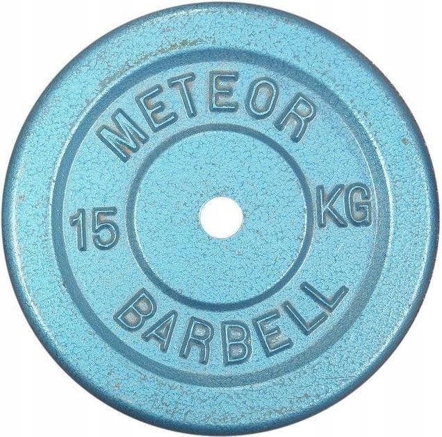 Meteor Talerz Żeliwny Blue 10Kg (1672)