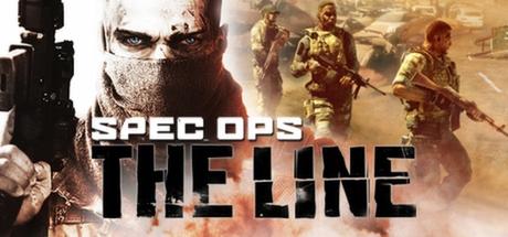 Spec Ops The Line PC STEAM KLUCZ plus losowy klucz