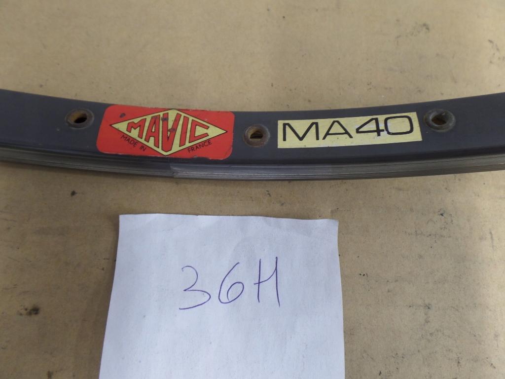"""obręcz 28"""" MAVIC MA 40 retro szosa 36H"""