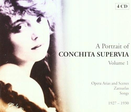 CD Supervia, Conchita - A Portrait Of:Vol.1 Opera