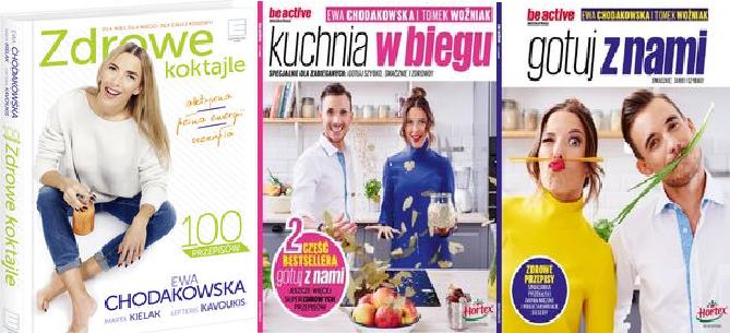 Zdrowe Koktajlekuchnia W Biegugotuj Chodakowska