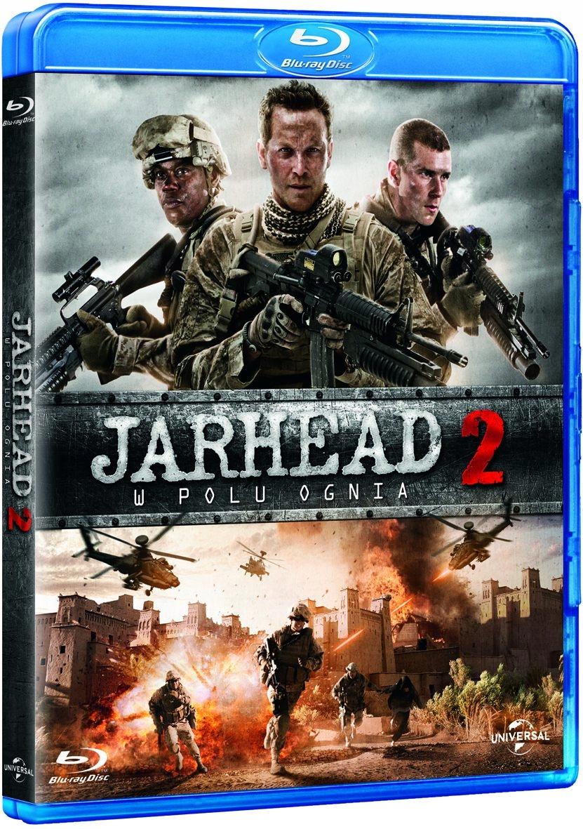 JARHEAD 2 : W POLU OGNIA BLURAY
