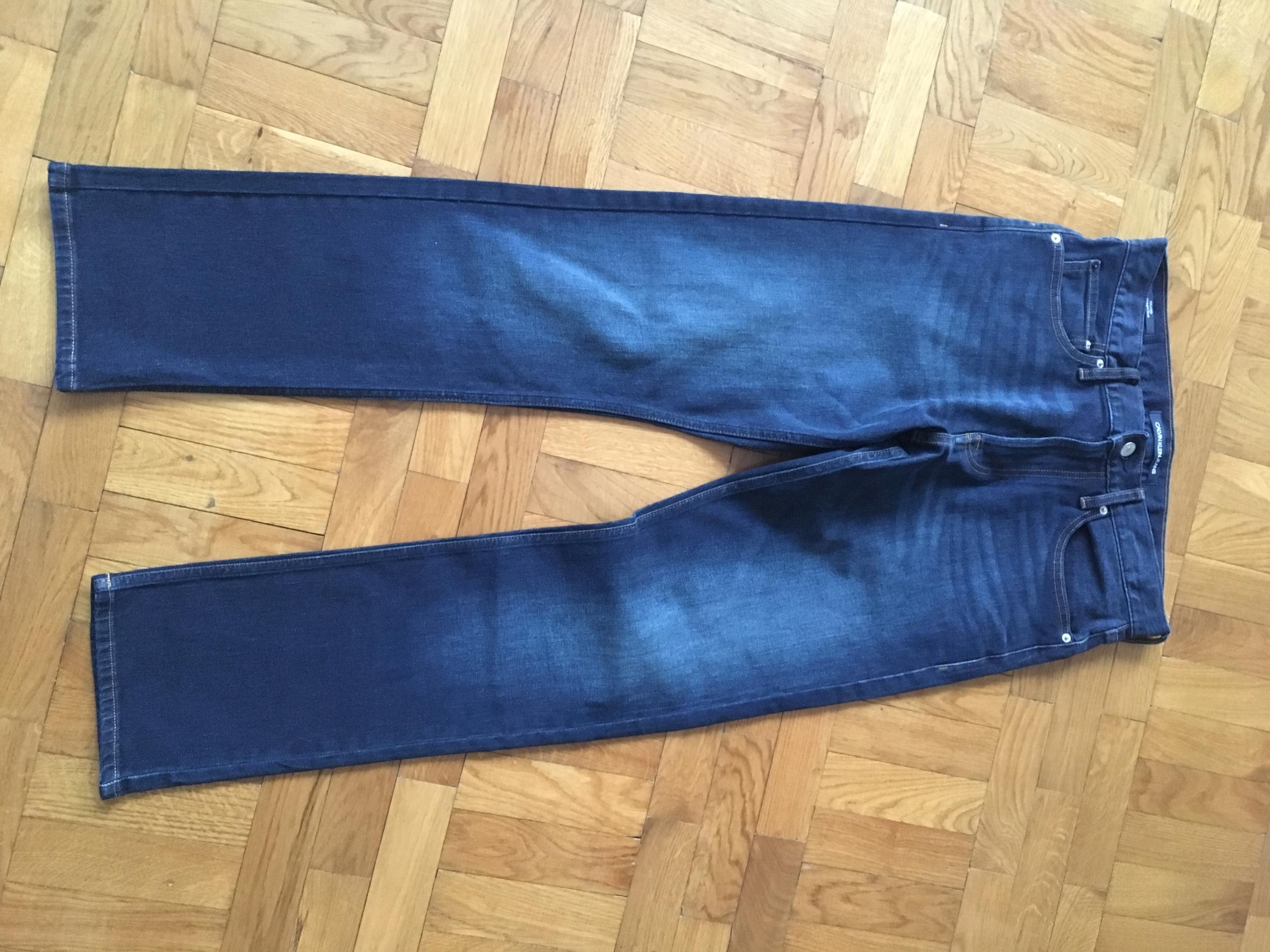 Spodnie Jeansowe Calvina Kleina