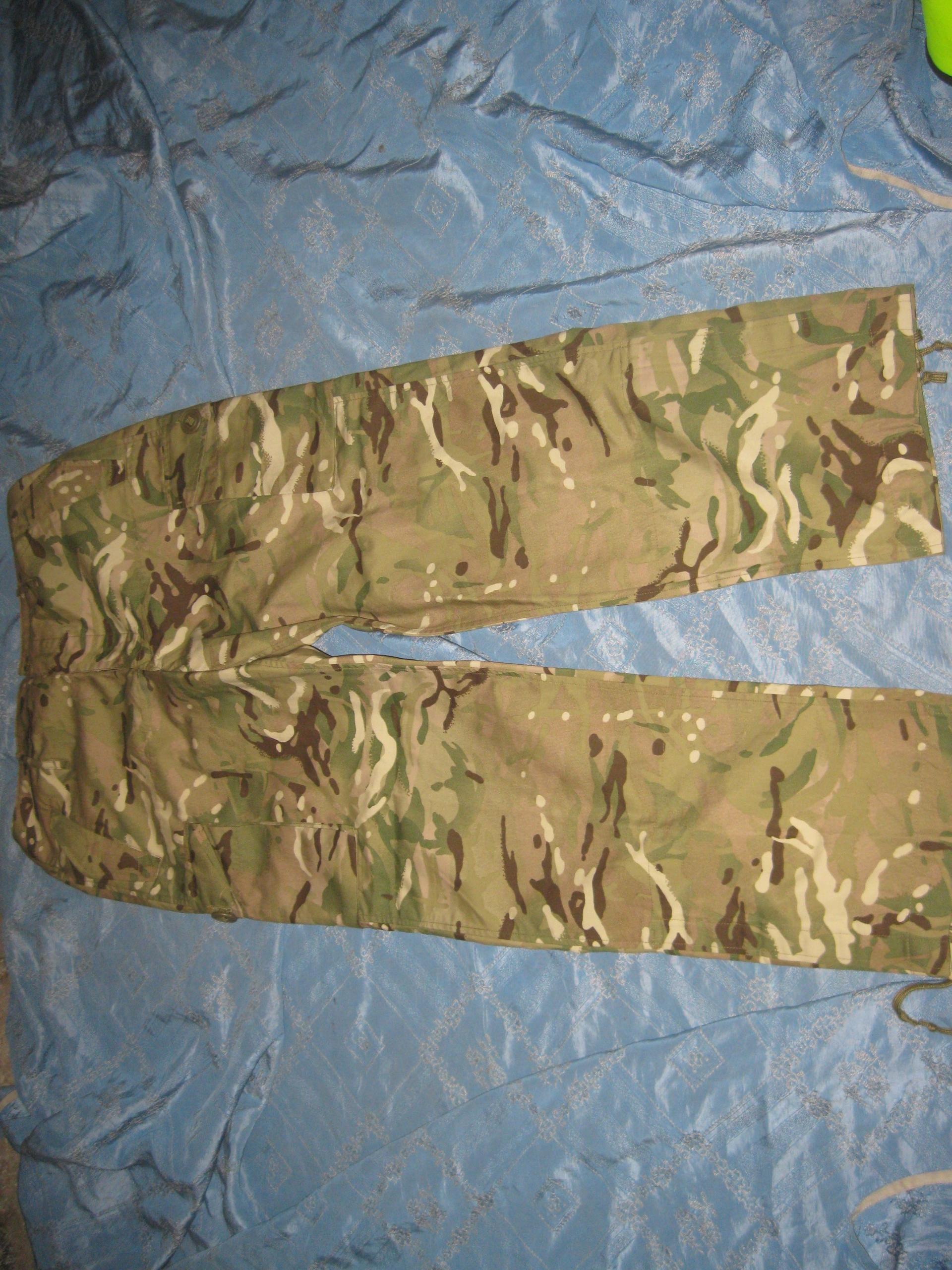 MULTICAMO spodnie GB SAS 180-184/90-94 (82-88-104)