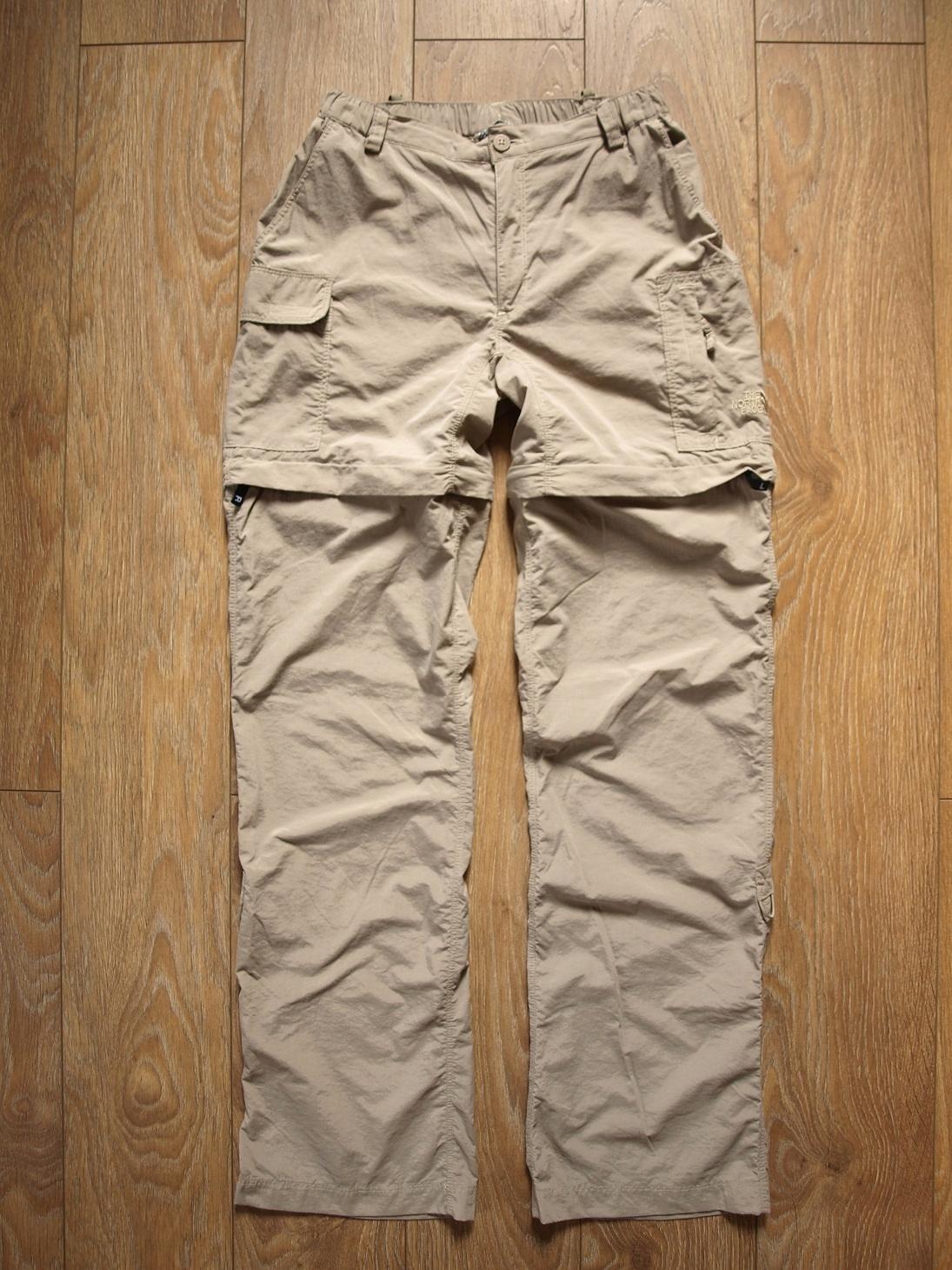 The north face 3w1damskie spodnie trekingowe XS