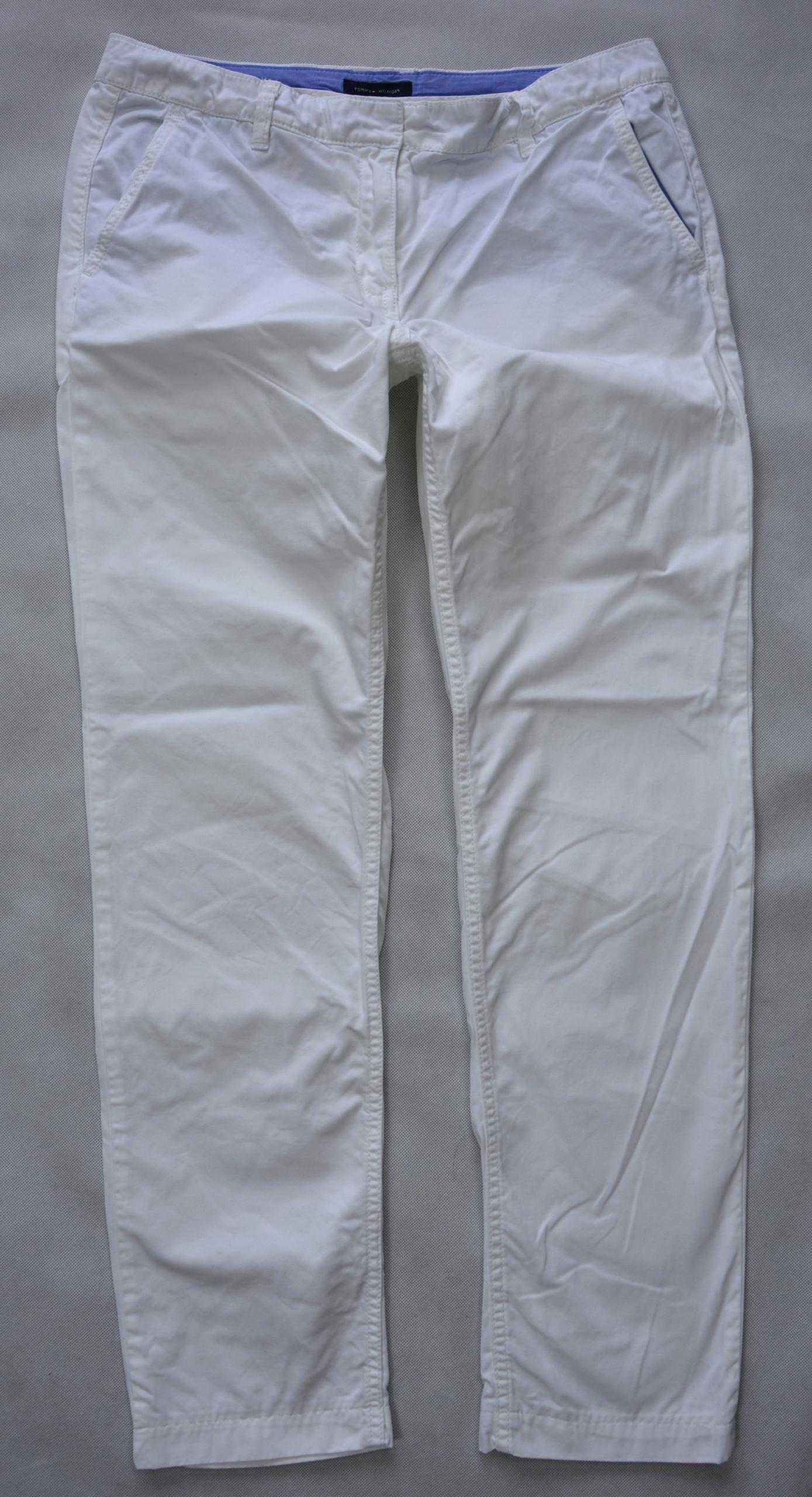Spodnie Damskie Tommy Hilfiger roz.8 USA 40 (M) EU