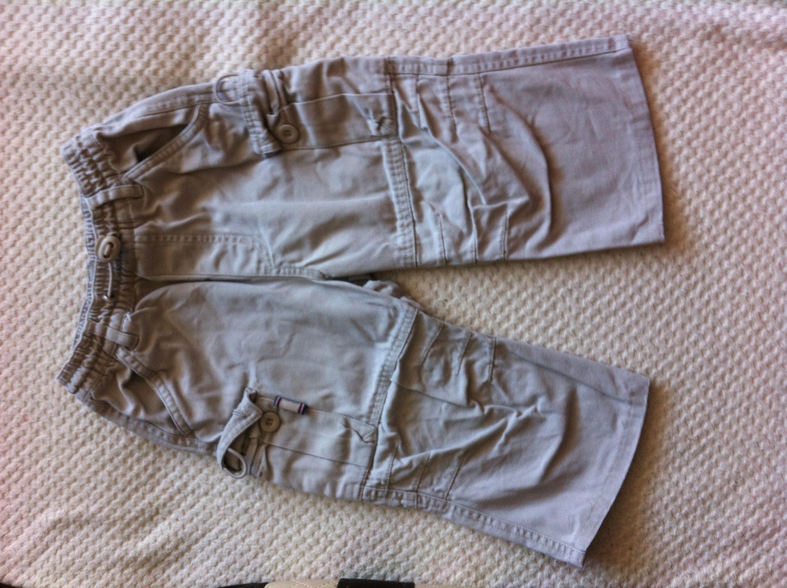 Spodnie bojówki 86