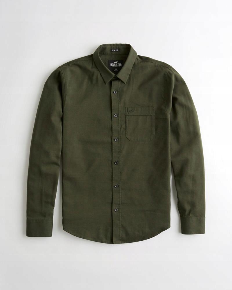 Koszula Hollister XL Slimfit