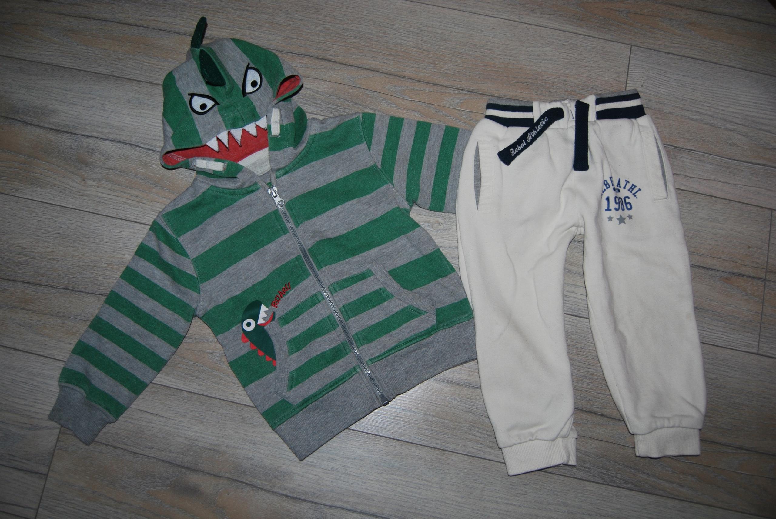 __REBEL__Bluza,spodnie_92-98