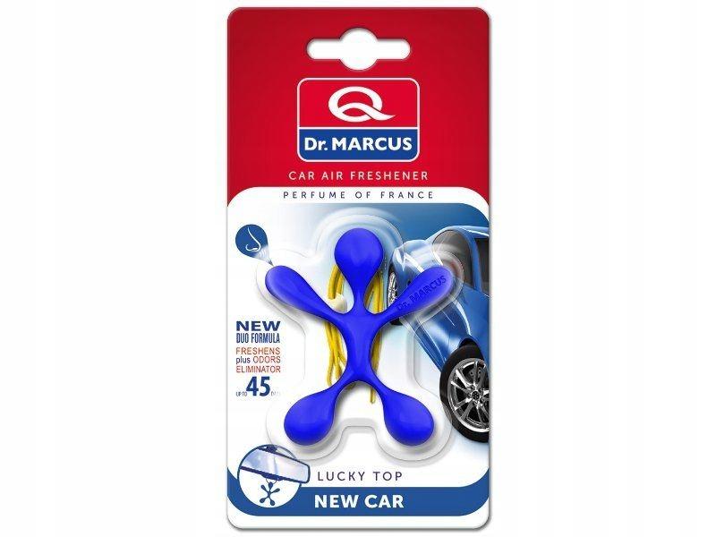 Zapach DR.MARCUS Lucky Top New Car Nowy samochód