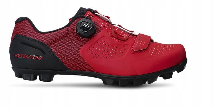 Męskie buty MTB Specialized Expert XC Red # 46