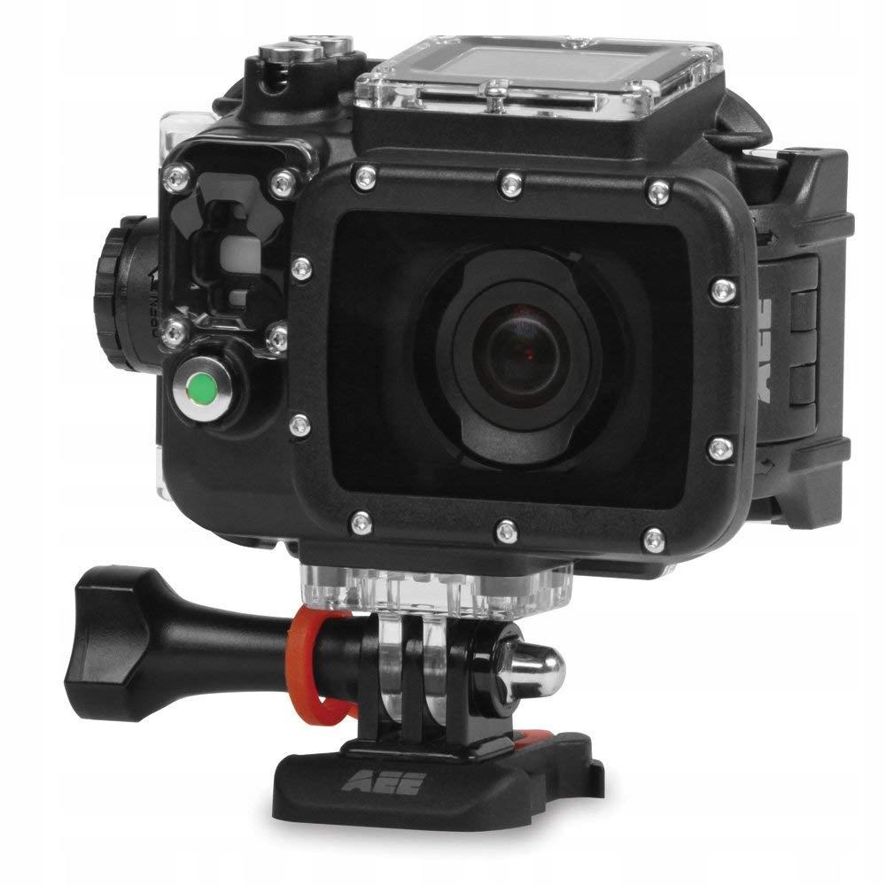 Kamera sportowa 4K AEE S71 T+ z zegarkiem DRC12