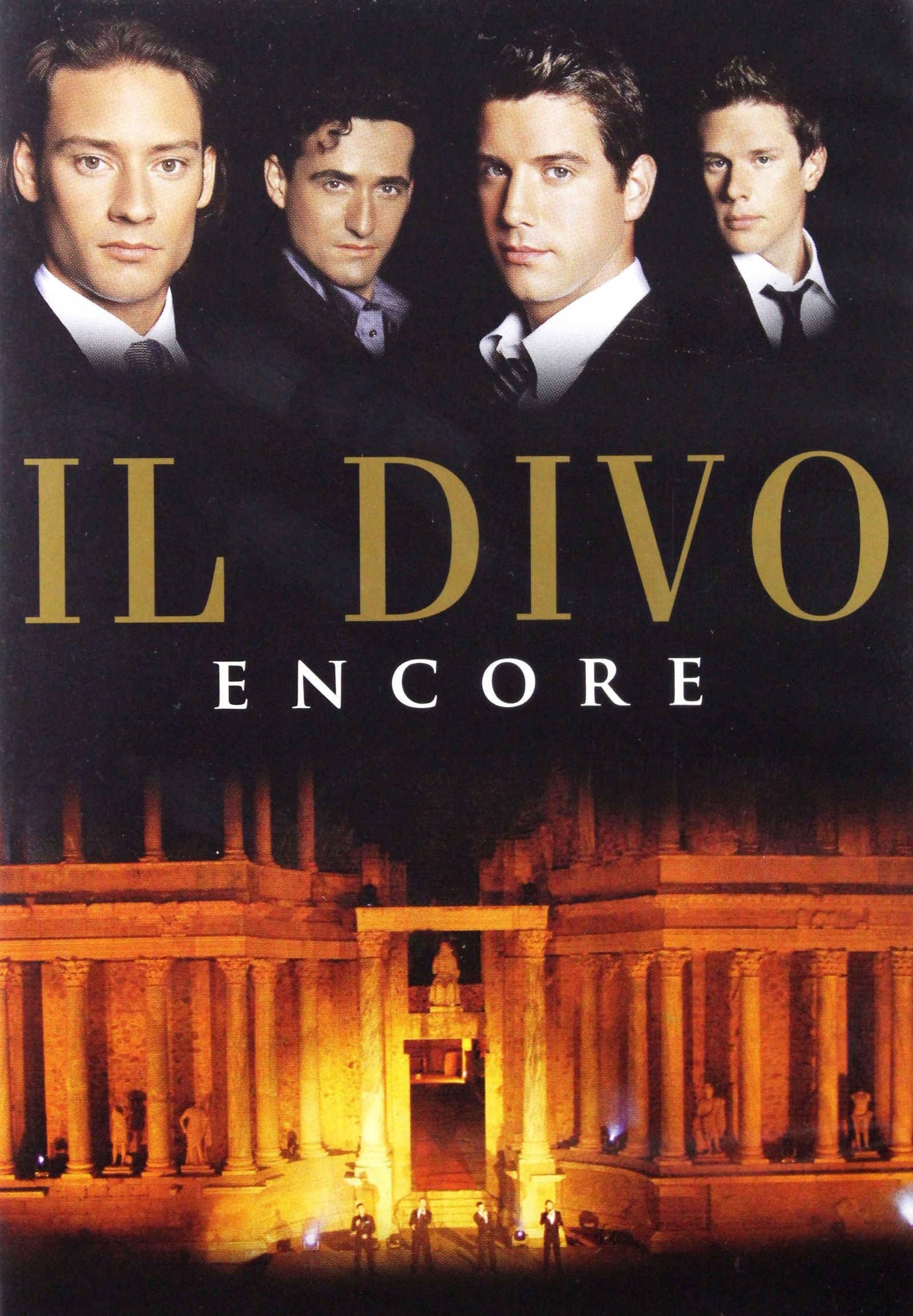 IL DIVO: ENCORE [DVD]