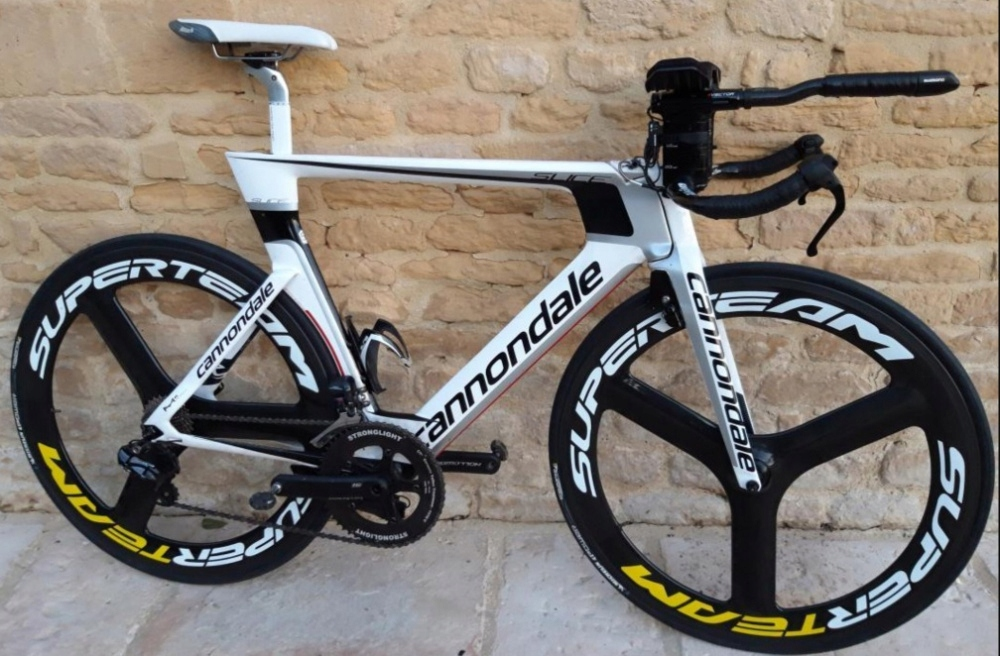 Cannondale SLICE RS nowa rama karbon
