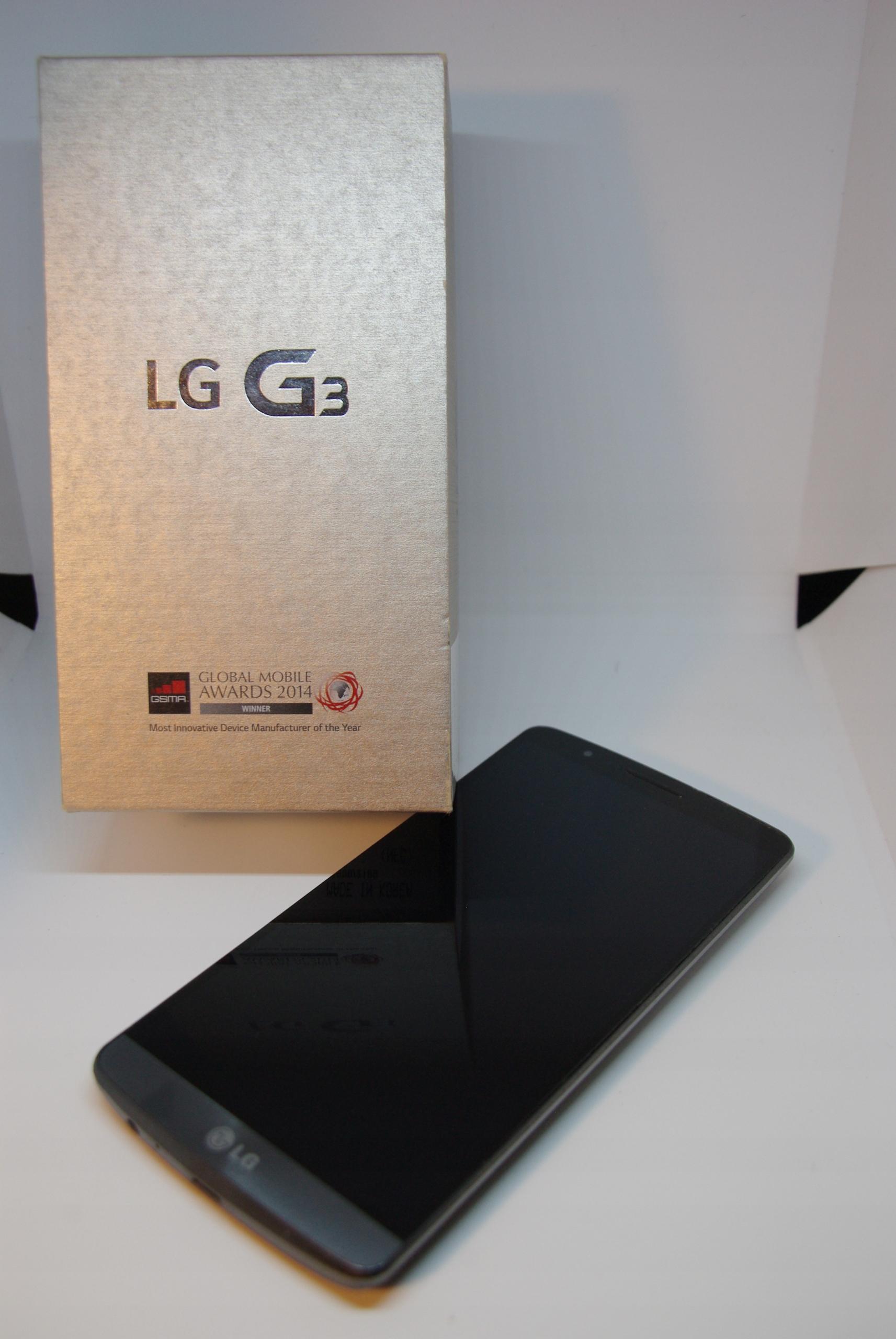 LG G3 licytacja 1zł