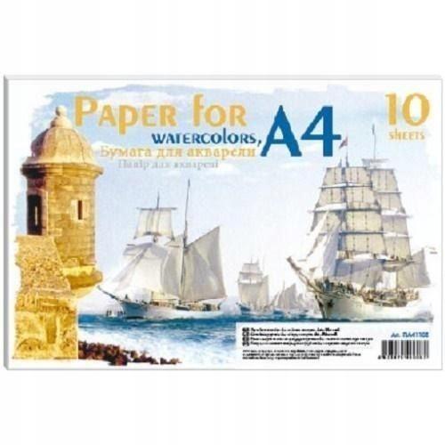 Papier artystyczny A4/10K 200g/m2 FRESH