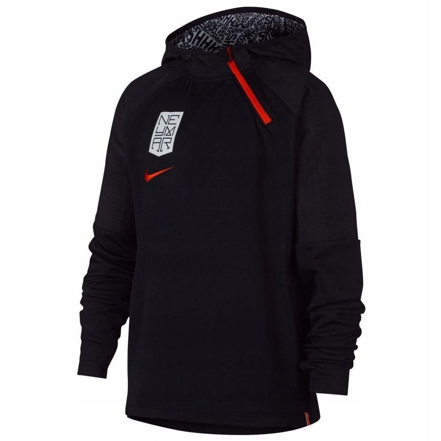Bluza Nike Y Dri Fit Neymar M (137-147cm) czarny!