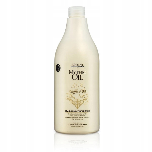 L'Oreal Mythic Oil Souffle Sparkling Conditioner o
