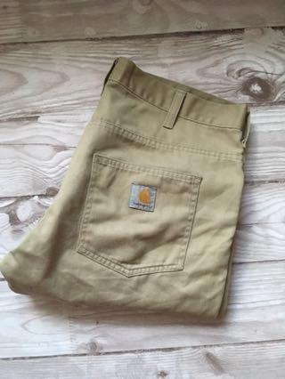 Męskie spodnie Carhartt W34 L34