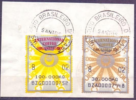 EB 6-2 - BRAZYLIA - ciekawe znaczki