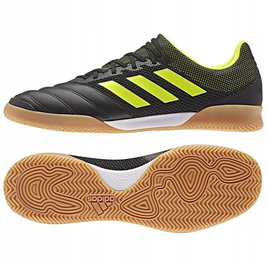 Buty adidas Copa 19.3 IN SALA BB8093 - CZARNY; 40
