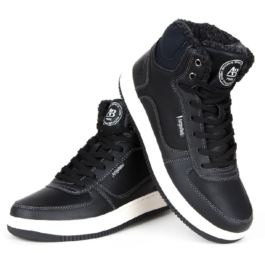 c82a7e889b827 Buty zimowe Arrigo Bello 86 Black Czarne 42 sport - 7119907310 ...