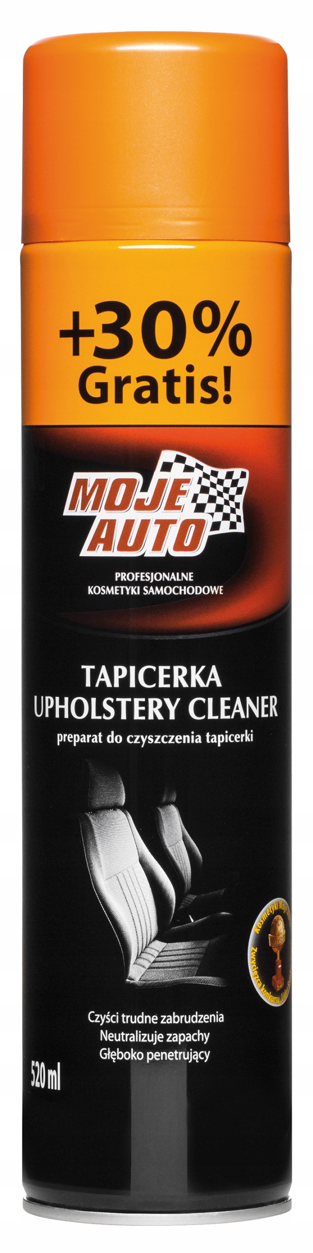 19-023 Preparat do czyszczenia tapicerki Moje Auto