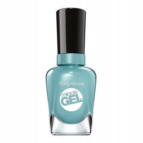 Sally Hansen Miracle Gel Lakier żelowy nr 290 Grey
