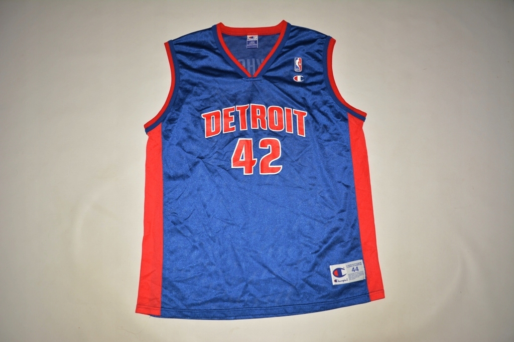 NBA DETROIT PISTONS STACKHOUSE 42 CHAMPION 44 L